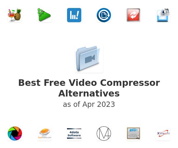 Best Free Video Compressor Alternatives