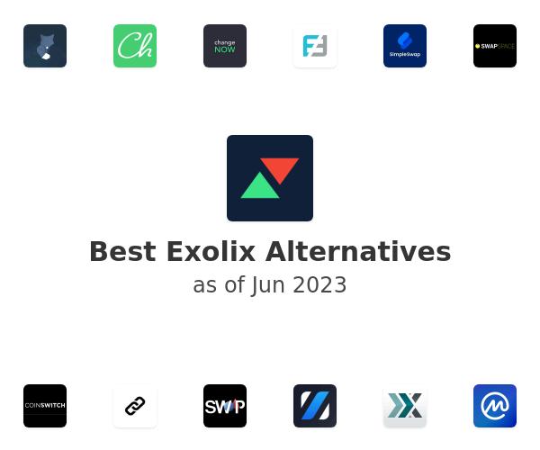 Best Exolix Alternatives
