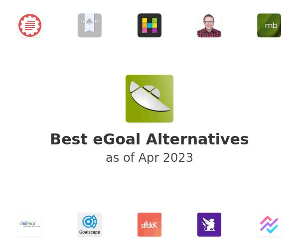 Best eGoal Alternatives