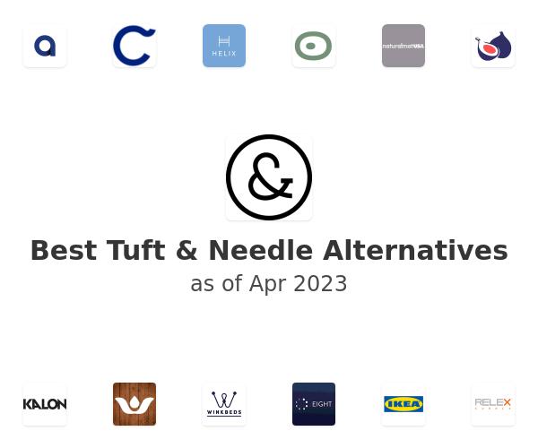 Best Tuft & Needle Alternatives