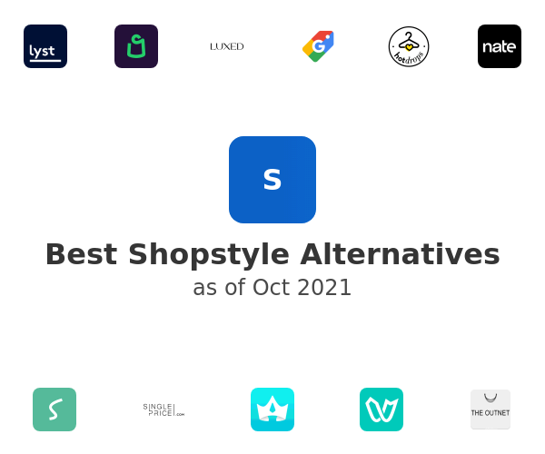 Best Shopstyle Alternatives