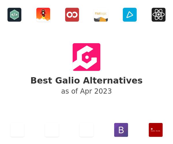 Best Galio Alternatives