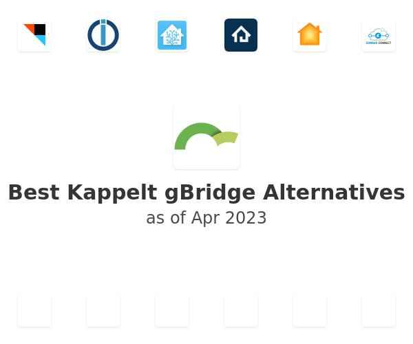 Best Kappelt gBridge Alternatives
