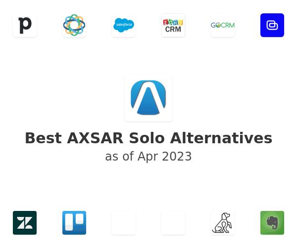 Best AXSAR Solo Alternatives