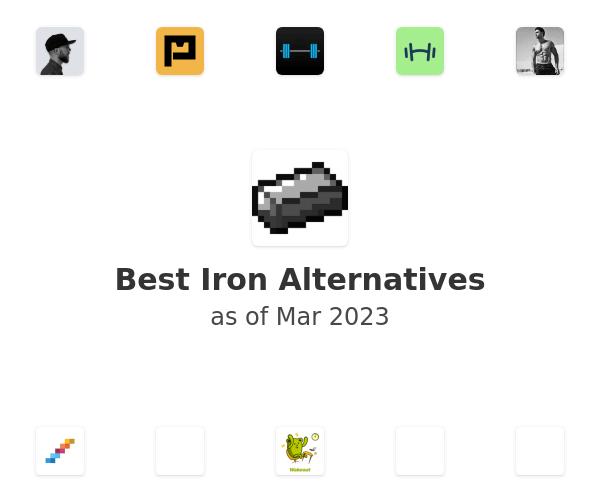 Best Iron Alternatives