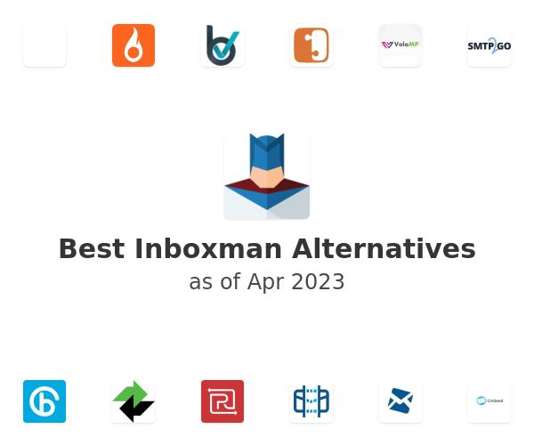 Best Inboxman Alternatives