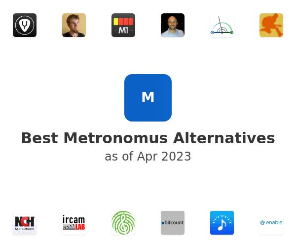 Best Metronomus Alternatives