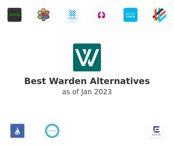 Best Warden Alternatives