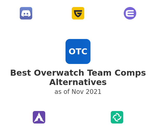 Best Overwatch Team Comps Alternatives