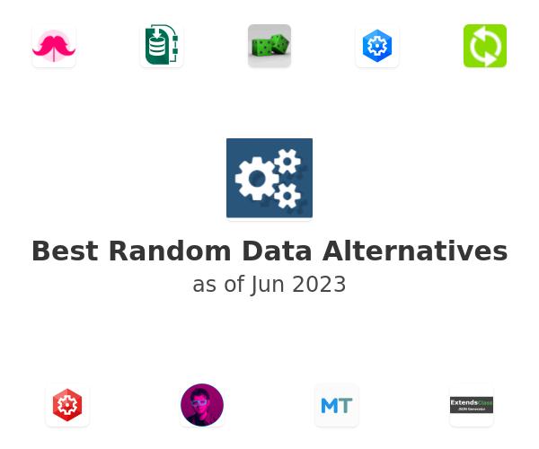 Best Random Data Alternatives