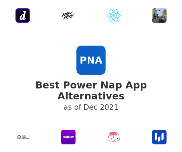 Best Power Nap App Alternatives