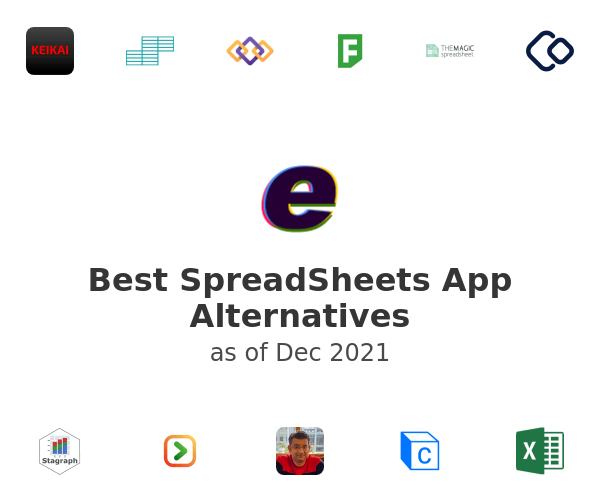 Best SpreadSheets App Alternatives