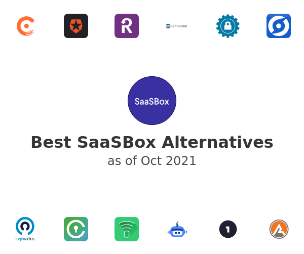 Best SaaSBox Alternatives