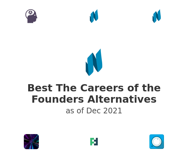 Best The Careers of the Founders Alternatives