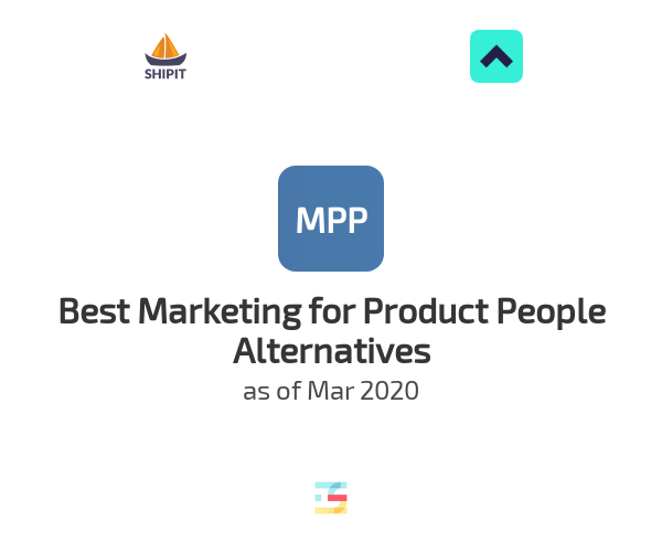 Best Marketing for Product People Alternatives