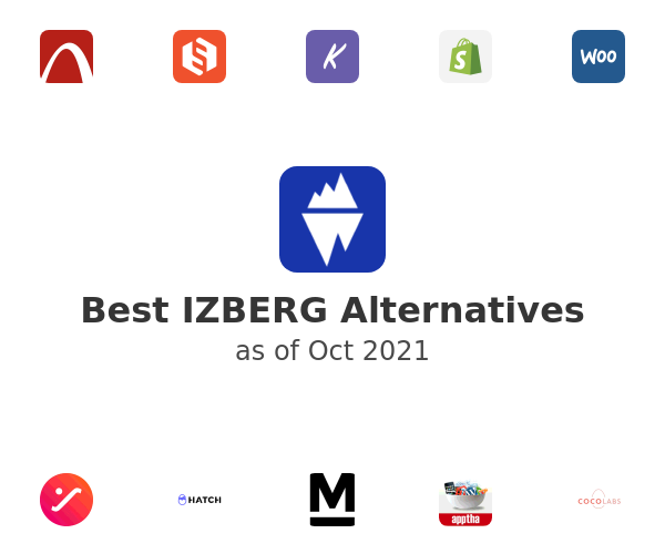 Best IZBERG Alternatives