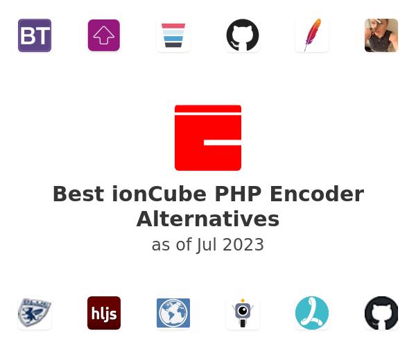 Best ionCube PHP Encoder Alternatives