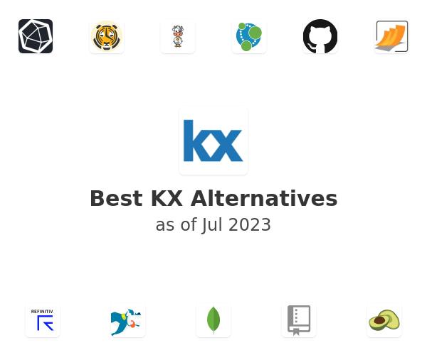 Best Kx Systems Alternatives