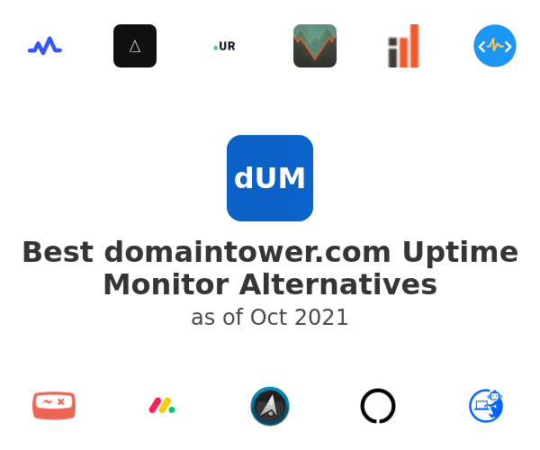 Best Uptime Monitor Alternatives