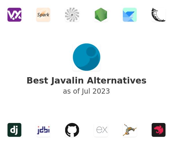 Best Javalin Alternatives