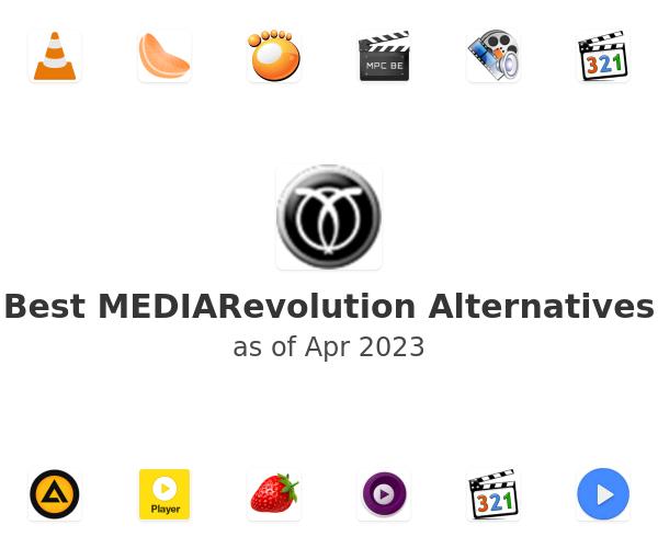 Best MEDIARevolution Alternatives