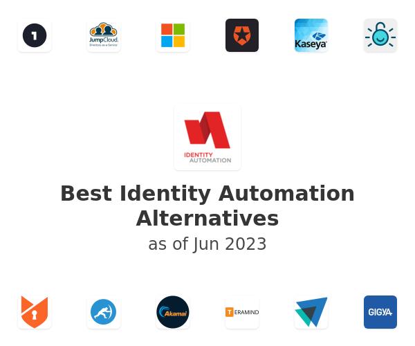 Best Identity Automation Alternatives