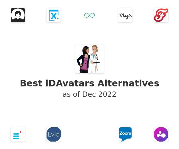 Best iDAvatars Alternatives