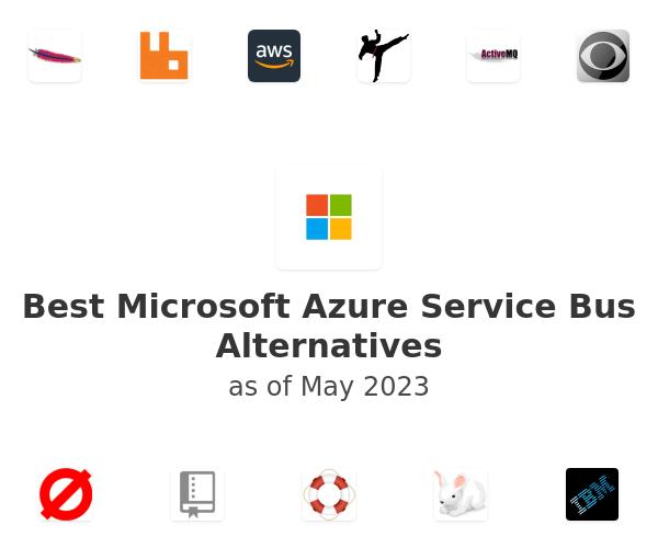 Best Microsoft Azure Service Bus Alternatives