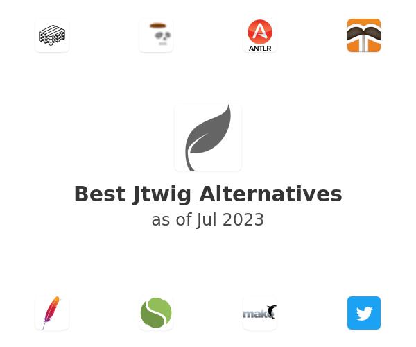 Best Jtwig Alternatives