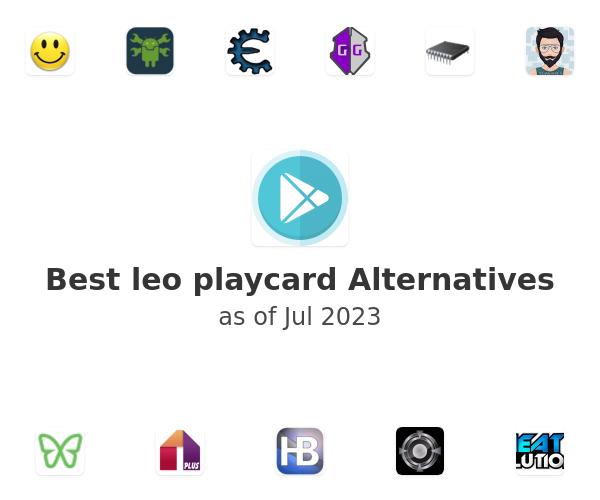 Best leo playcard Alternatives