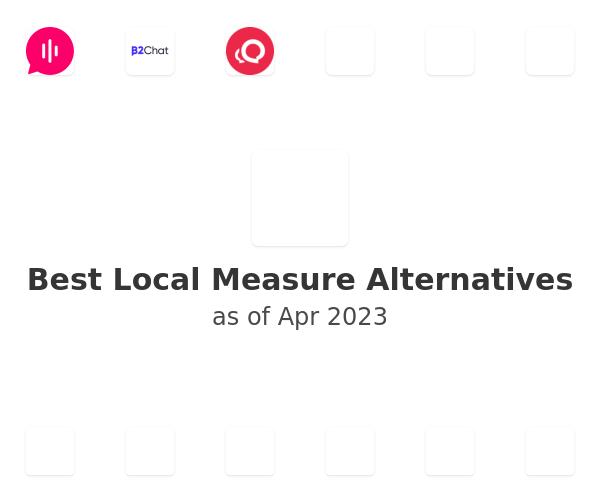 Best Local Measure Alternatives
