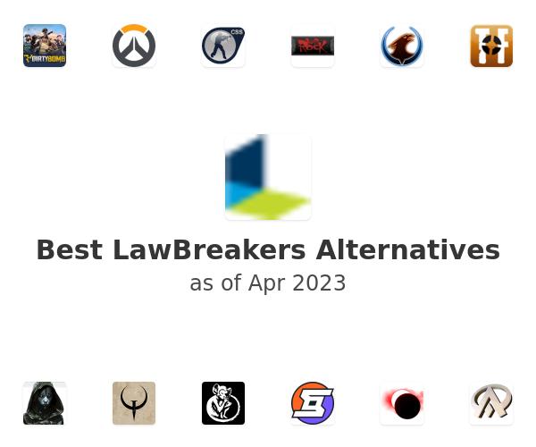 Best LawBreakers Alternatives