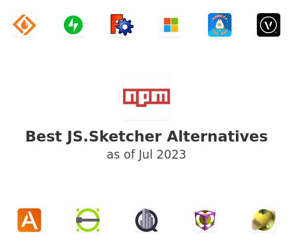 Best JS.Sketcher Alternatives