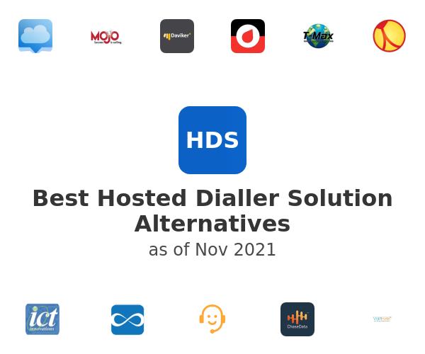 Best Hosted Dialler Solution Alternatives