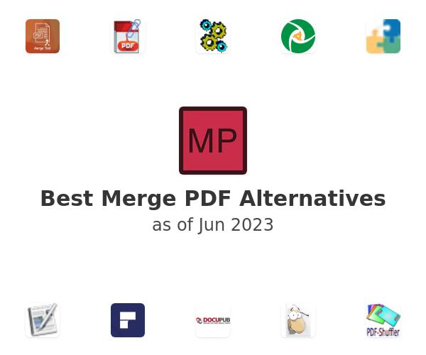 Best Merge PDF Alternatives