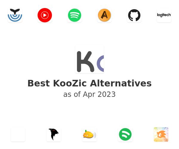 Best KooZic Alternatives
