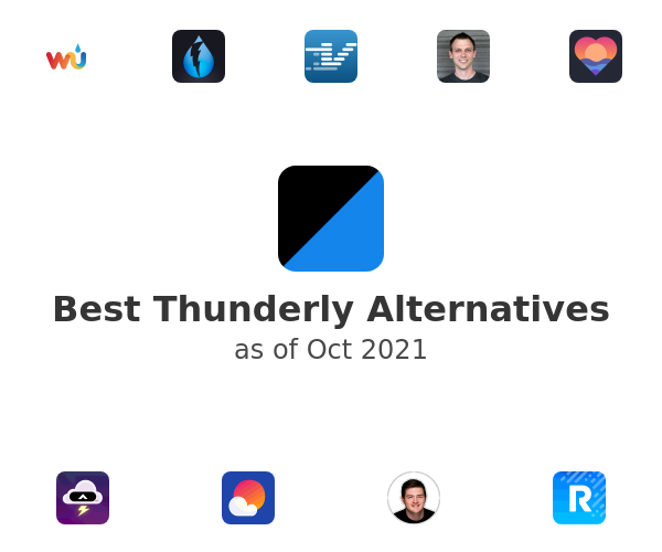 Best Thunderly Alternatives