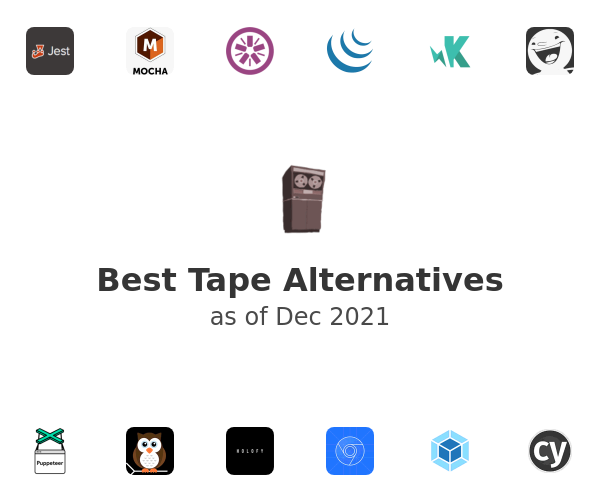 Best Tape Alternatives