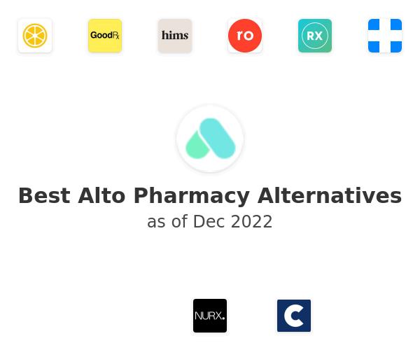 Best Alto Pharmacy Alternatives