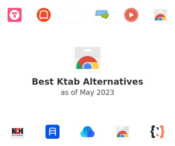 Best Ktab Alternatives