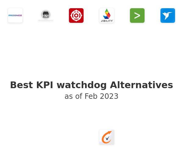 Best KPI watchdog Alternatives