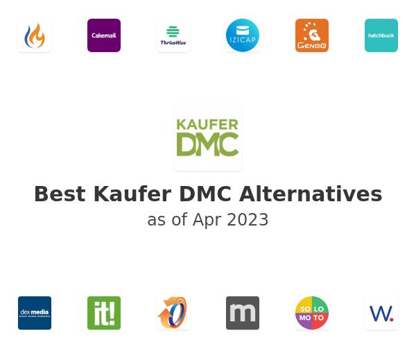 Best Kaufer DMC Alternatives