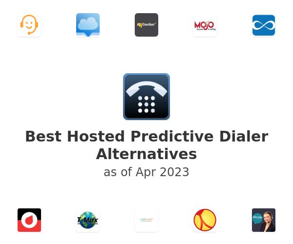Best Hosted Predictive Dialer Alternatives