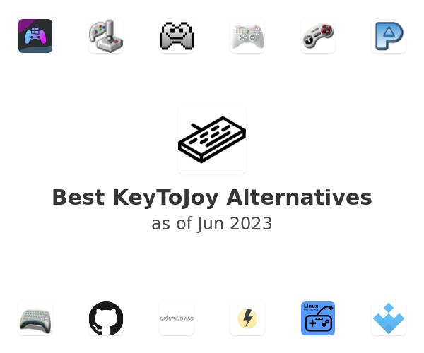 Best KeyToJoy Alternatives