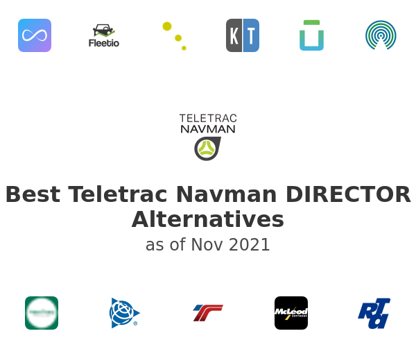 Best Teletrac Navman DIRECTOR Alternatives