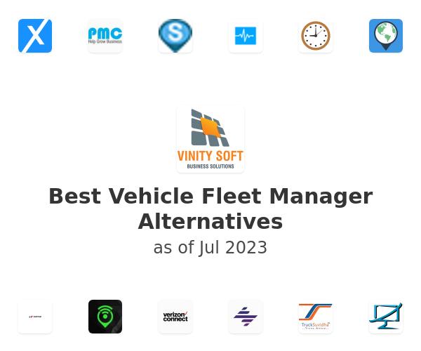 Best Vehicle Fleet Manager Alternatives