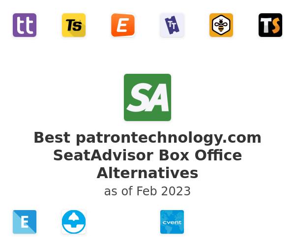 Best SeatAdvisor Box Office Alternatives
