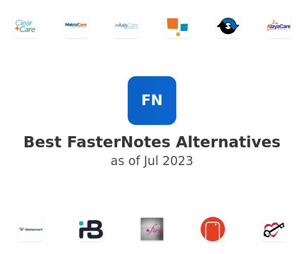Best FasterNotes Alternatives