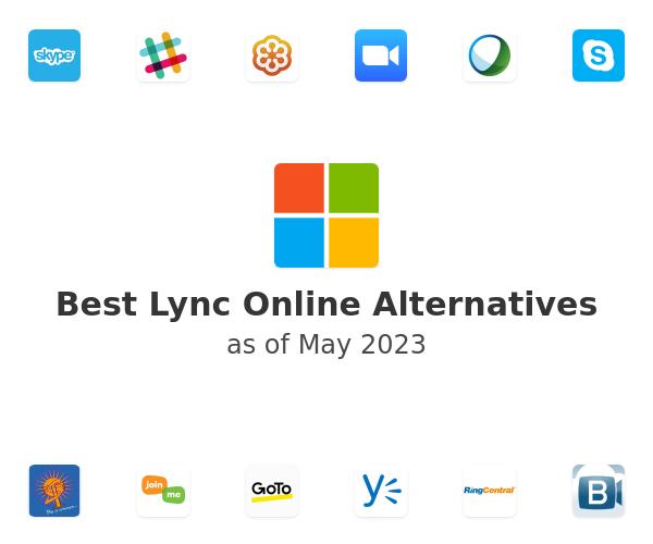 Best Lync Online Alternatives