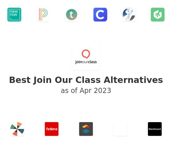 Best Join Our Class Alternatives